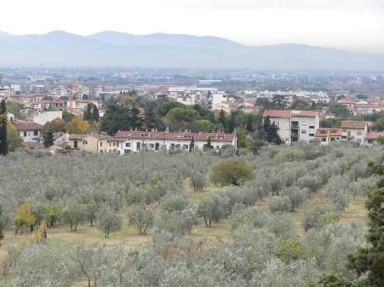 Casavaliversi B&B: Beautiful view!