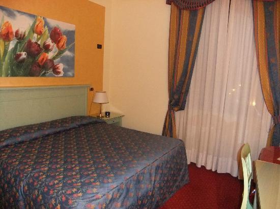Hotel Donatello : 内装