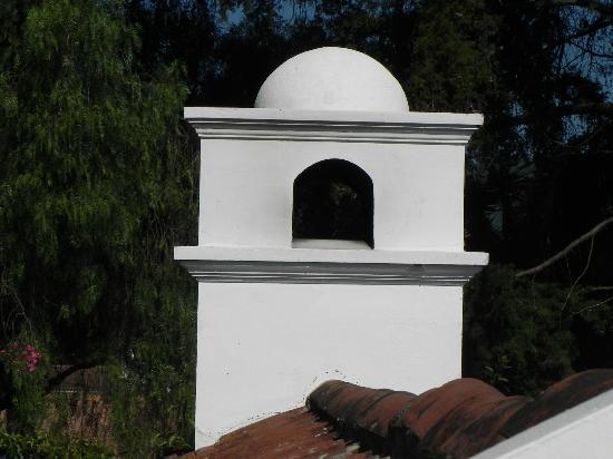 Vista Desde La Terraza Picture Of Casa Encantada Antigua