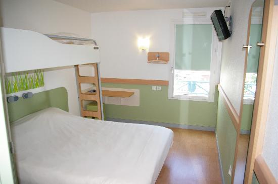 Ibis Budget Lyon Caluire Cite Internationale