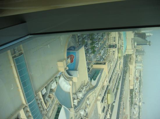 Fraser Suites Seef Bahrain: Seef Mall View