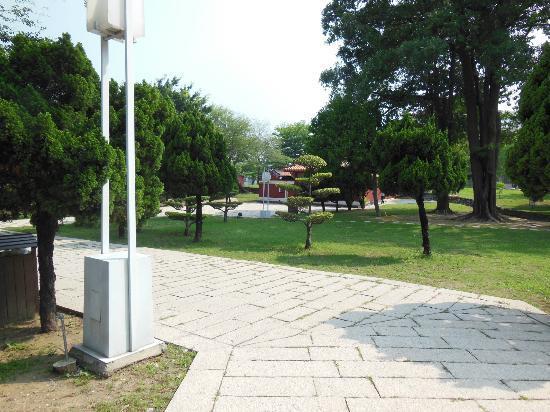 Wufei Temple: 閑静な公園