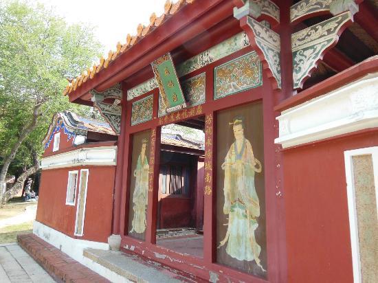 Wufei Temple: 明朝時代の建築物