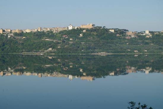 Hotel Villa degli Angeli: The view