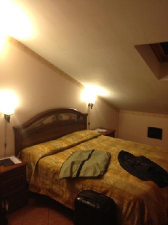 Hotel Euro House Inn: mansarda
