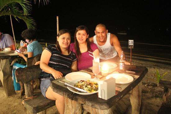 Dumaluan Beach Resort 2: Dining Area