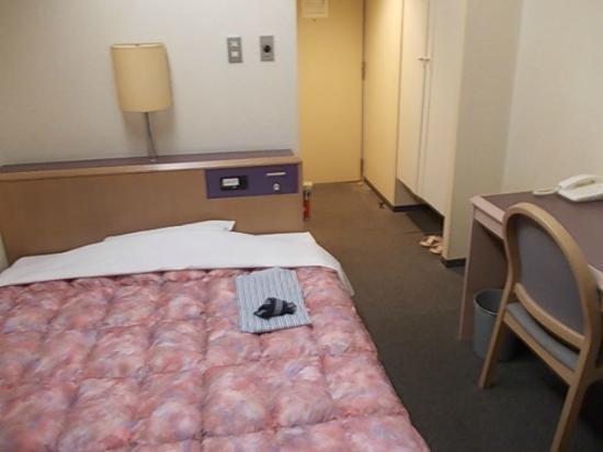 Hotel Tetora Spirit Sapporo: single room