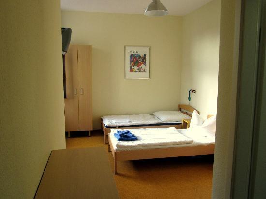 Acama Schöneberg Hotel+Hostel: Room
