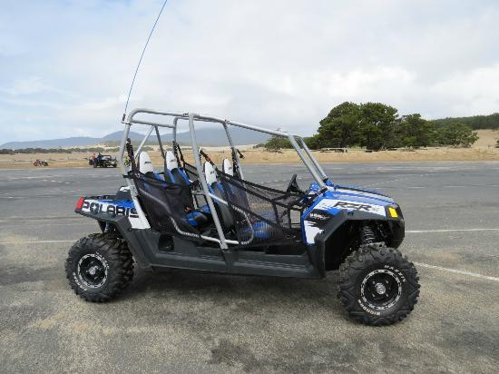 Sandlake Tsunami ATV Rental, LLC : The Buggy