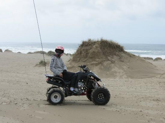 Sandlake Tsunami ATV Rental, LLC : Another quad