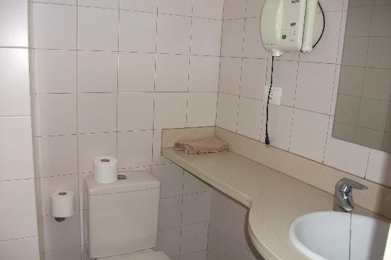 Apartamentos Dolores: bagno