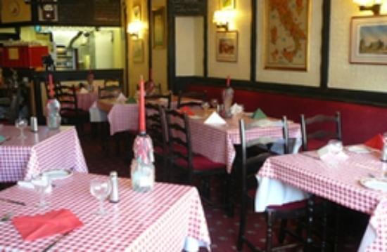 Tony's Italian Ristorante & Pizzeria