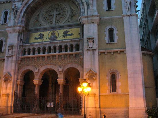 Cathedral of St. Vincent de Paul : La Cattedrale Cattolica di Tunisi.