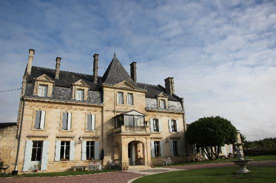 Chateau Julie: beautiful chateau