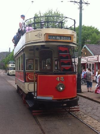 The Haven B&B: well worth a stop at the tram museum