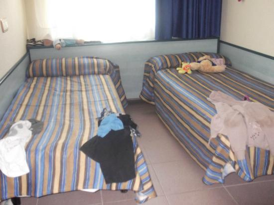Golden Taurus Park Resort: Childrens room