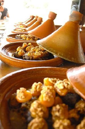 Oasis Jena: Cuisine de Khadija et Zoubida