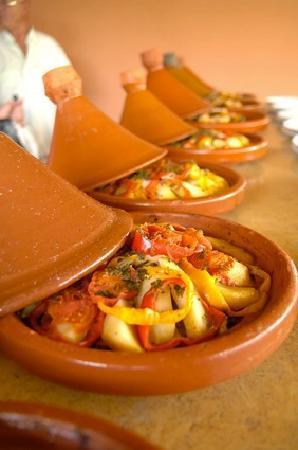 Oasis Jena: Cuisine