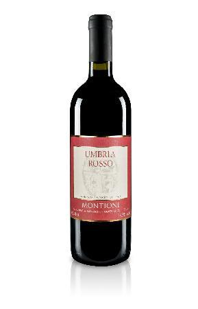 Montioni, Oil Mill & Winery: Umbria Rosso I.G.T. ( Lovely Red Dry Wine )