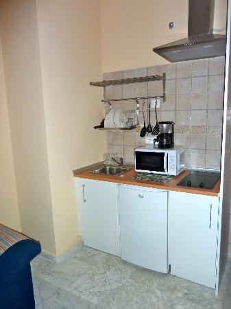 Casa Patio del Panadero: Kitchen
