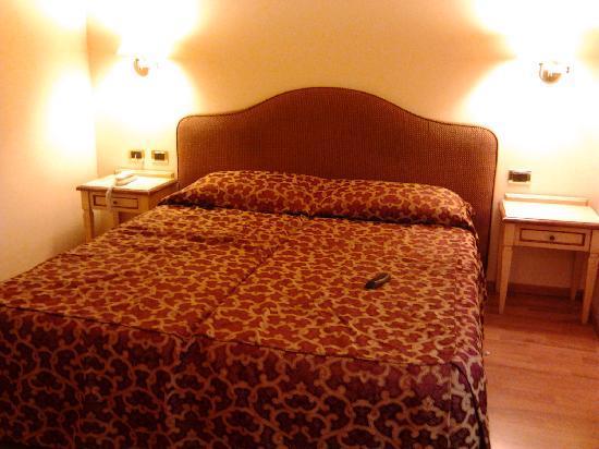 Hotel Benivieni: camera
