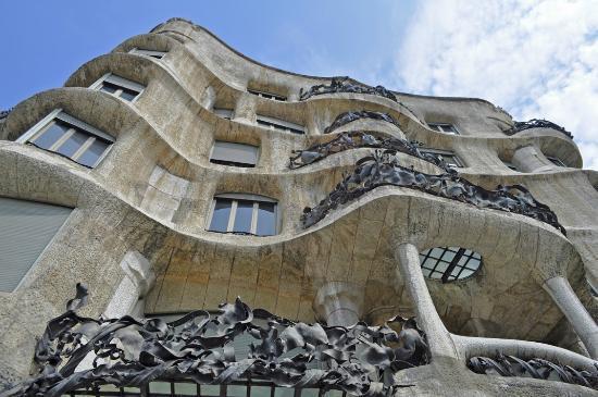 Enchanting Barcelona Day Tours: Gaudi's House