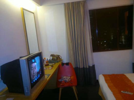 Q Hotel Kuala Lumpur: room