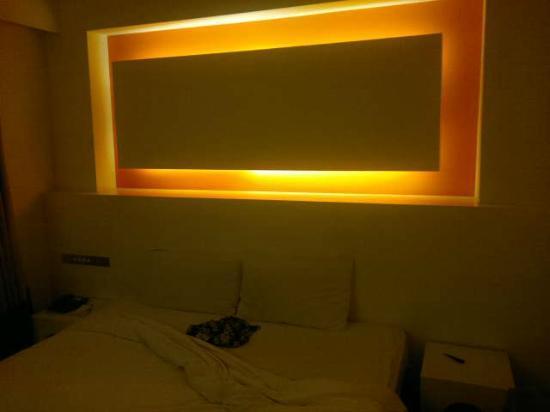 Q Hotel Kuala Lumpur: our room