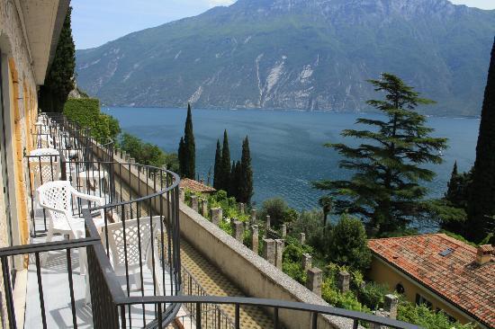 Hotel Villa Dirce: toller Ausblick