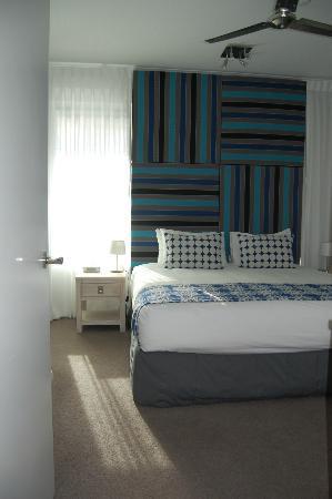 The Emerald Resort Noosa: Main Bedroom
