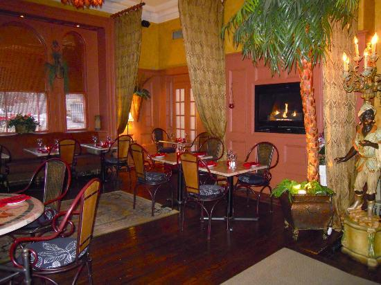 Carlyle Inn and Bistro: Main Dining Room - Fine Dining
