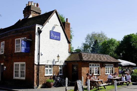 The Blue Anchor St. Albans: The Blue Anchor Pub & Dining Rooms  |  145 Fishpool Street, St Albans