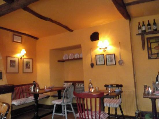 Red Lion Inn: Dining area