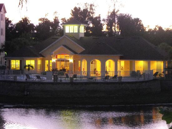 Cane Island Resort: clubhouse