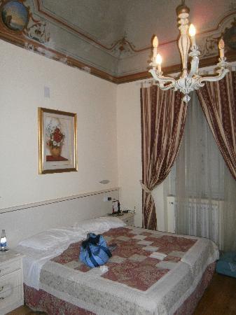 Hotel Iris : l'interno della mia stanza