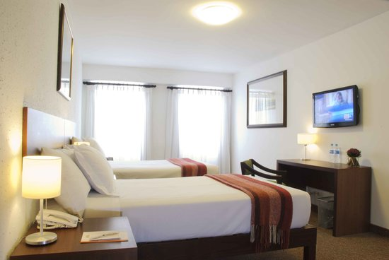 Tierra Viva Arequipa Plaza Hotel: Doble Room w/ 2 twin beds