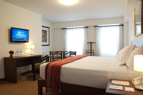 Tierra Viva Arequipa Plaza Hotel : Superior Doble Room