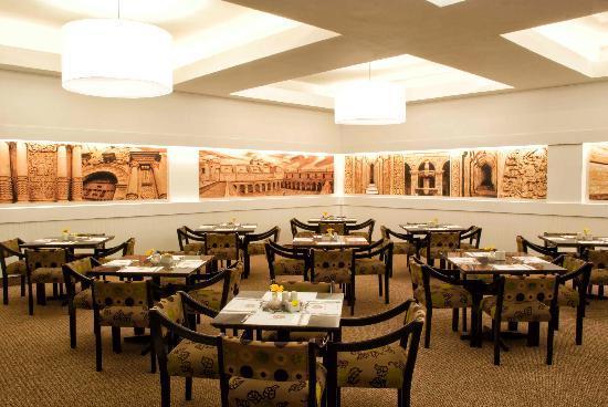 Tierra Viva Arequipa Plaza Hotel: Breakfast Room