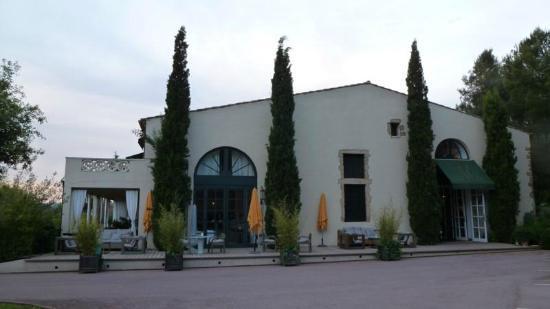 La Malcontenta Hotel: Entrada principal