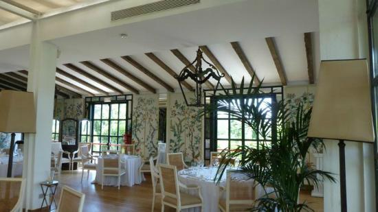 La Malcontenta Hotel: Comedor y restaurante