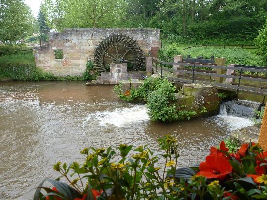 Moulin de la Walk: The mill!