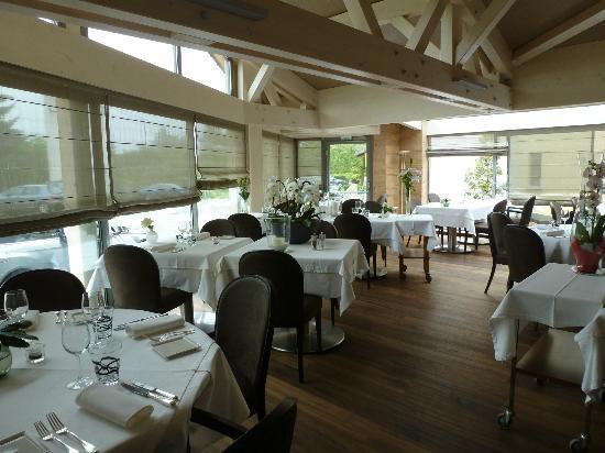 Moulin de la Walk: The restaurant!