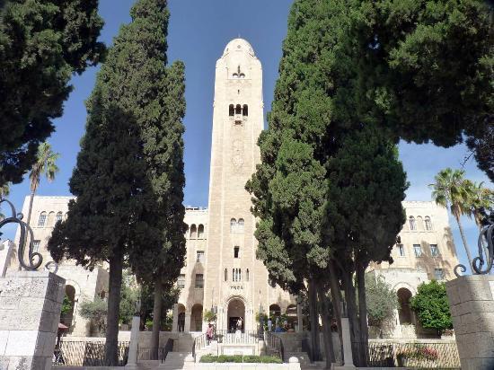Jerusalem International YMCA, Three Arches Hotel