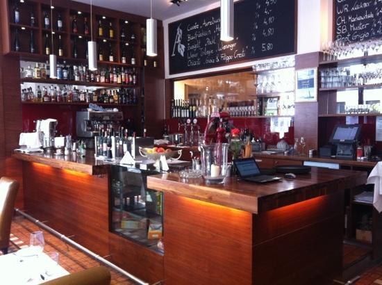 Aurelius : A vety nice restaurant and wine bar in Wien