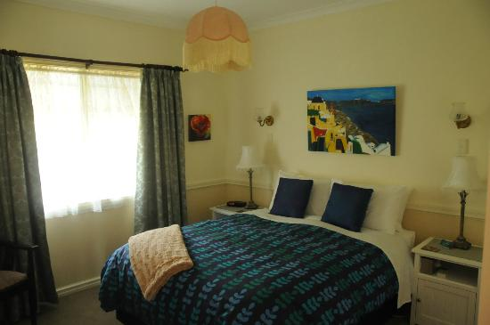 Anchorage Guest House : sweet double room