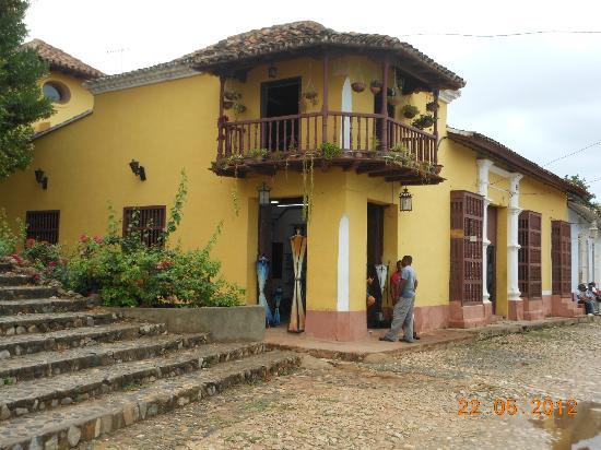 IBEROSTAR Grand Hotel Trinidad: Dans la ville