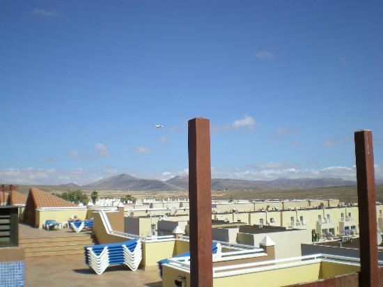 Hotel Costa Caleta: Rooftop
