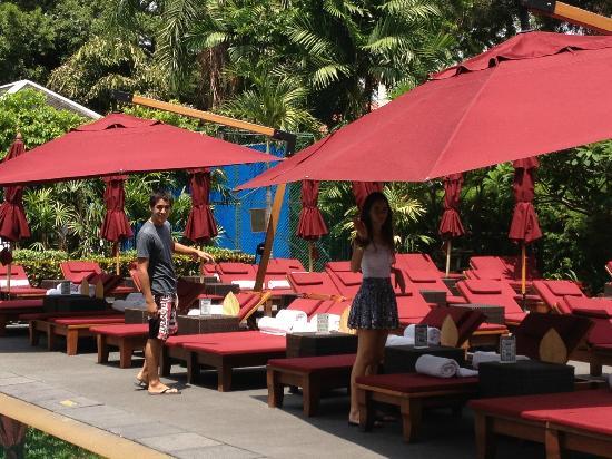The Sukhothai Bangkok: Área de piscina
