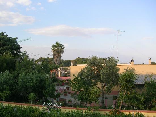 Pino Residence : vista dalla terrazza
