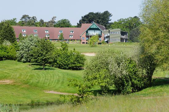 Ufford Park Woodbridge Hotel, Golf & Spa: Hotel complex